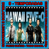Hawaii Five 0 Serie (1ª A 9ª Temporada) + Frete Grátis