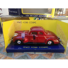 Ford Coupe 1940 Escala 1/24 Nuevo, Bs50mil