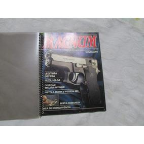 Revista Magnum N 1 Julho 1986 Encadernada