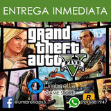 Gta V Digital Código Rockstar - Global