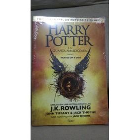 Livro Harry Potter E A Criança Amaldiçoada Capa Comum Lacrad