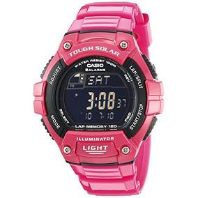 057deb4db239 Reloj Casio Mda-s11h Tough Solar Mujer - Reloj de Pulsera en Mercado ...