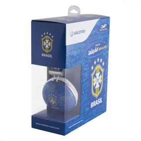 Fone Seleção Brasileira Waldman Brasil Oficial Copa Cbf