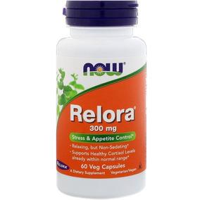 Relora Now 300 Mg Contra Estresse Original Pronta Entrega