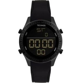 Relógios Masculinos Technos Aço Racer T02139ae4 Preto C/ N F