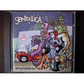 cd genitallica picas platicas