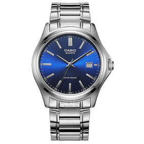 610f4331112f Reloj Análogo Marca Casio Modelo  Mtp-1183a(2a) Color Plata