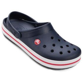 4a52ef713 Crocs Crocband Branco - Calçados