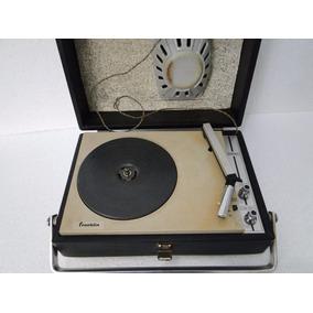 Rara Vitrola Radio Antigo Artel Franklin Bem Conservada !!