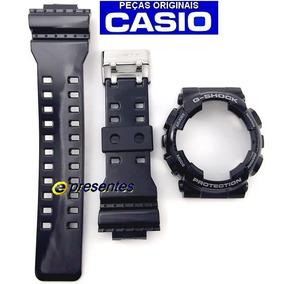 64e052db6fa Relógio Casio G Shock Ga 120 1a - Relógios De Pulso no Mercado Livre ...