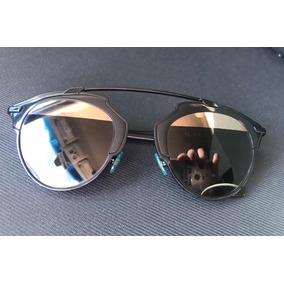 458d716657661 Oculos Espelhado De Sol Dior So Real - Óculos no Mercado Livre Brasil