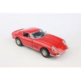 Auto Ferrari Gtb - 4 Año 1966 Escala 1/18 Burago Italiano