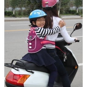 Bebê Conforto Para Moto, Frete Grátis.