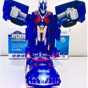 Kit 2 Carros Transformers