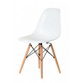 Sillas Comedor Modelo Eames Colores Diseño Moderno Garantia