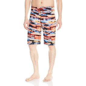 Short Para Surf Y Playa Prana Sediment Talla 28 Oferta Marzo aabf02ffabd