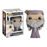 Funko Pop Harry Potter Albus Dumbledore With Wand