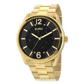79b3db4bb7d 4p Relógio Euro Feminino Eu2036lye - Relógios no Mercado Livre Brasil