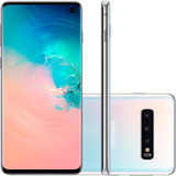 Celular Samsung Galaxy S10 128gb 16mp Tela 6.1