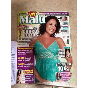 Revista Malu 188 Suzana Vieira Ano 2006