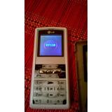 Celular Lg Kp110a Compania?prende A Revisar