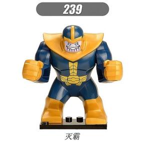 Figura Compatible Con Lego De Thanos