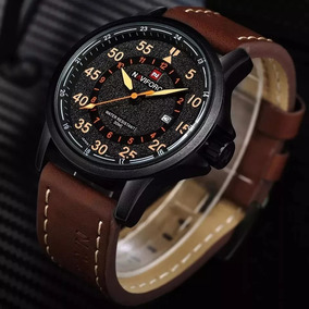bafc06f7f57 Relógio Naviforce Militar - Original E Barato - Mod 9076