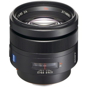 Sony Planar T* 85mm F/1.4 Za Lens