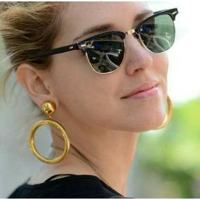 34825e48fd2b6 Oculos Feminino Espelhado - Óculos De Sol no Mercado Livre Brasil