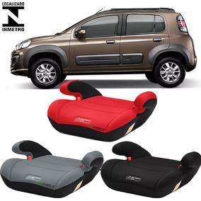 Assento De Elevação Infantil Carro 22 A 36kg - Fiat Uno