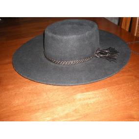 Sombrero De Huaso - Vestuario y Calzado en Mercado Libre Chile 408a687b3a0e