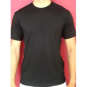 Franelas Unicolor Negra - Franelas Hombre Manga Corta en Mercado ... 5104c97f84637