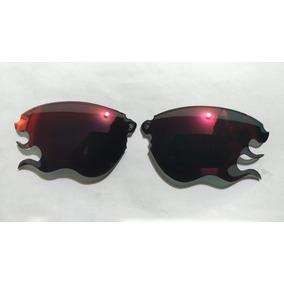 ef8056ea7fe Oakley Thump 1 Vermelho Carmo - Óculos no Mercado Livre Brasil