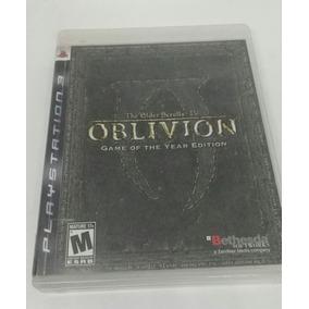The Elder Scrolls Iv: Oblivion Para Playstation 3 ( Ps3 )
