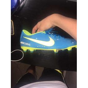 Tenis Nike Mercuariales Originales. Usado - Jalisco · Tachos Mercurial  Neymar. Talla 27 Mx 21e205022d4b1