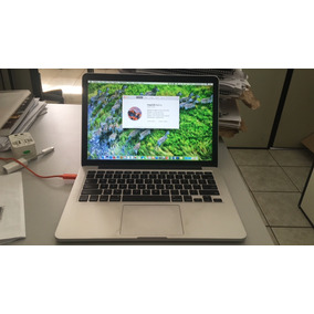 Macbook Pro I7 3.3 Ghz 16gb Ram 512gb Ssd - Last2015