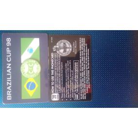 Cartão Magnéticos De Jogos De Copa