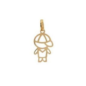 6c7917daf047e Pingente Boneco Menino Ouro 18k - Pingentes de Ouro no Mercado Livre ...