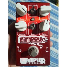Pedal Pinnacle Wampler Distortion (somente Venda!)