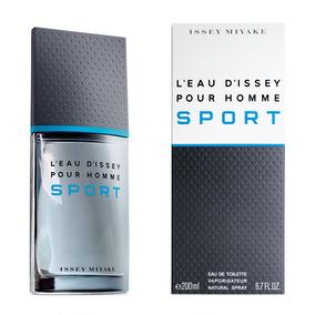 Perfume Issey Miyake Sport --200ml -- Sellado Fabrica