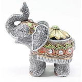 "Feng Shui 5 ""(h) Elefante Riqueza Figura Afortunada De"