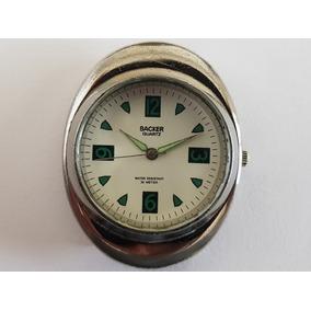 dfbc3d8e433 Relogio Backer Antigo - Relógios no Mercado Livre Brasil