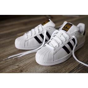 adidas Originals Superstar Classic - Blanco/negro