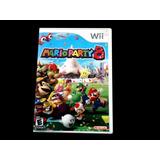 ¡¡¡ Mario Party 8 Para Nintendo Wii !!!