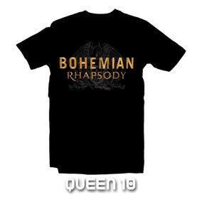 Playeras Queen Freddie Mercury Bohemian Rhapsody 15 Mod Disp