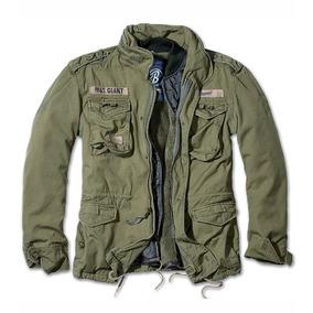 Chaqueta Chamarra Militar Vintage M65 Caza Guerra Ejercito cbafaf938fea6