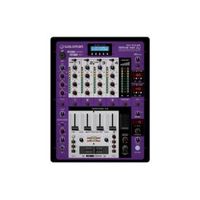 Dj Mixer Profissional Waldman Rdj-5.2usb 5 Canais Rdj5.2usb