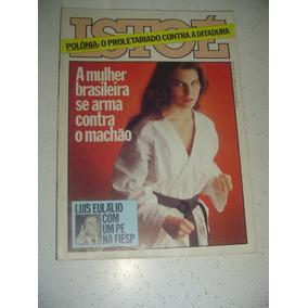 Revista Istoé 192 Elba Ramalho Socrates Vera Fischer 1980