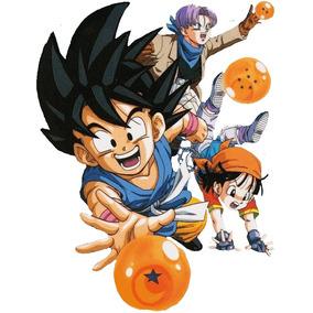 Figurinhas Dragon Ball Gt