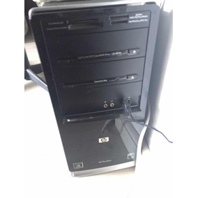 Computador Hp Com Monitor, Teclado, Hd 150 Gb + Imp. Hp 2050